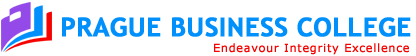 Logo Prague Business College